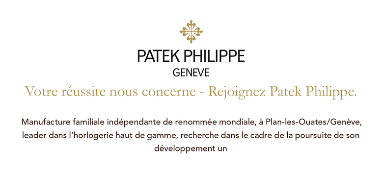 Logo Patek Philippe Genève
